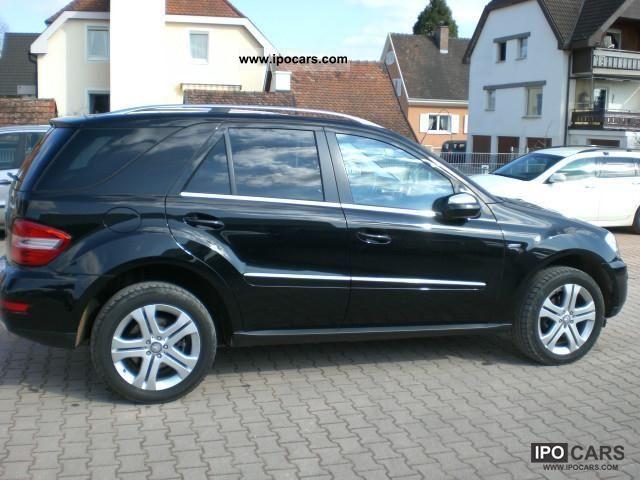 2009 mercedes benz ml 300 ml 300 cdi 4matic 7g tronic dpf for Mercedes benz ml 300