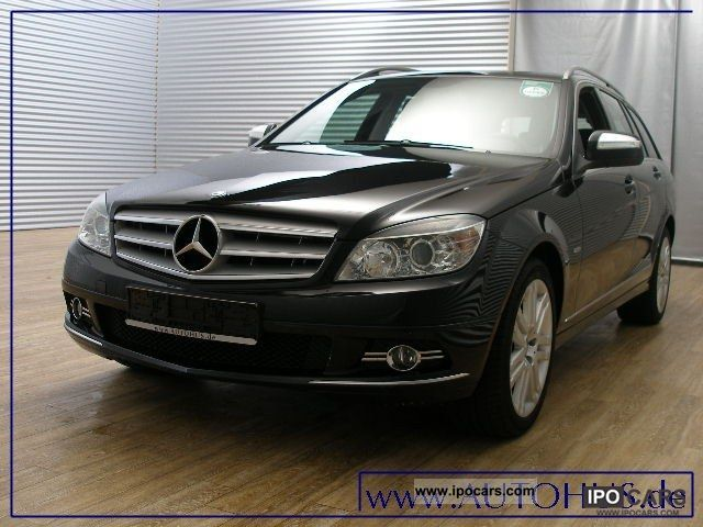 2008 mercedes benz c 200 t cdi avantgarde automatic shz car photo and specs. Black Bedroom Furniture Sets. Home Design Ideas