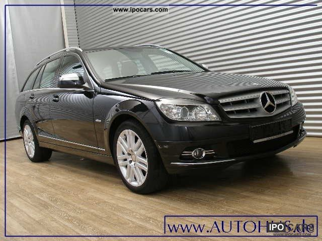 2008 mercedes benz c 200 t cdi avantgarde automatic shz. Black Bedroom Furniture Sets. Home Design Ideas