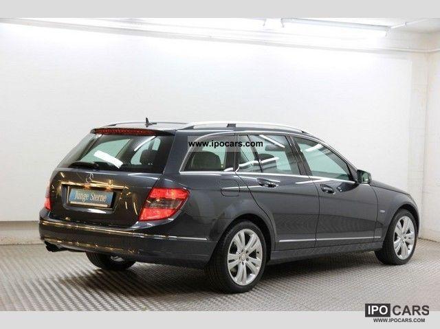 2011 mercedes benz c 180 cgi t avantgarde parktronic for Mercedes benz parktronic