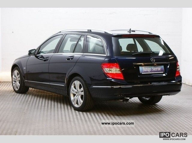 2008 mercedes benz c 200 t cdi panorama roof xenon ahk car photo and specs. Black Bedroom Furniture Sets. Home Design Ideas
