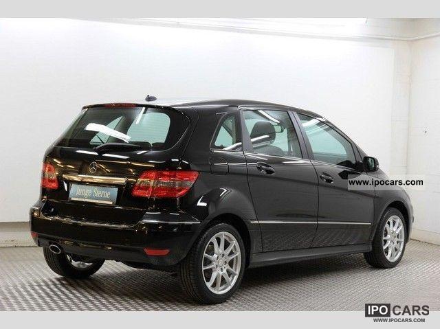 2011 mercedes benz b 160 blueefficiency sport package for Mercedes benz parktronic