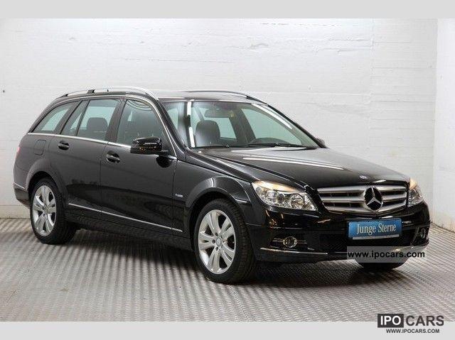 2010 mercedes benz c 200 t cdi parktronic climate car for Mercedes benz parktronic
