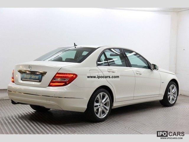 2011 mercedes benz c 180 avantgarde parktronic navigation for Mercedes benz parktronic
