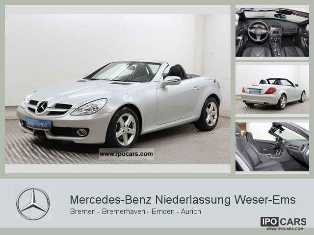 2010 mercedes benz slk 200 leather climate cruise control car photo and specs. Black Bedroom Furniture Sets. Home Design Ideas