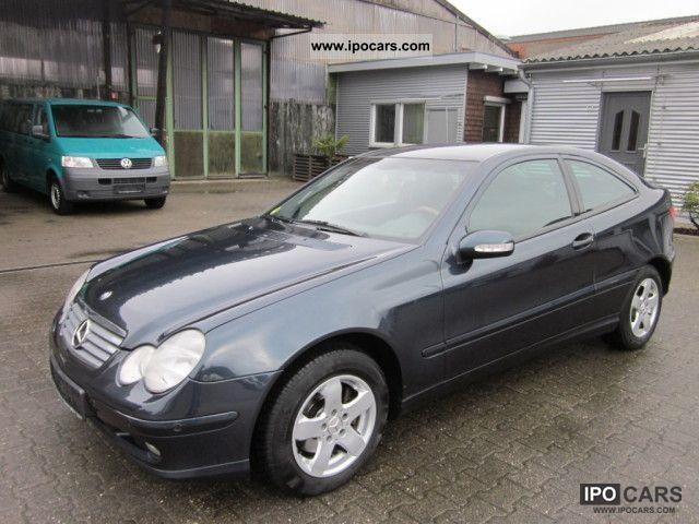 2003 Mercedes Benz Cl 220 Cdi Car Photo And Specs