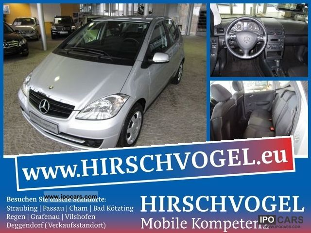 2008 Mercedes-Benz  A 170-seat comfort package + light-u. Visibility Package + climate Limousine Used vehicle photo