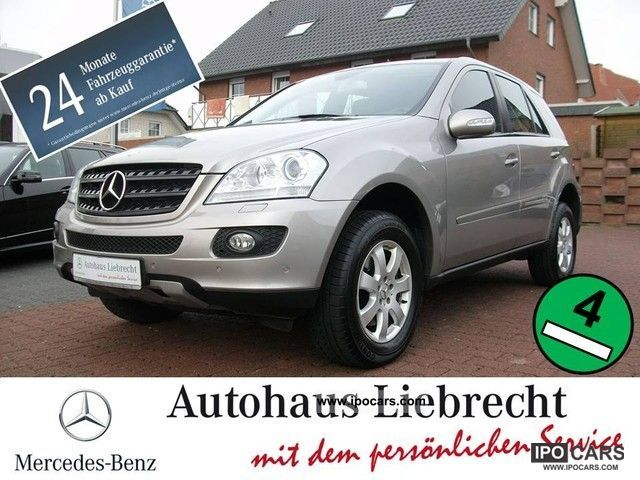 2007 mercedes benz ml 280 cdi 4m dpf navi xenon pts car. Black Bedroom Furniture Sets. Home Design Ideas