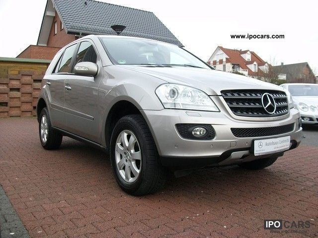 2007 mercedes benz ml 280 cdi 4m dpf navi xenon pts car for 2007 mercedes benz 280