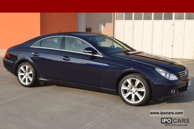 2007 mercedes benz cls 320 cdi v6 sport aut navi sosp att tel pdc18 car photo and specs. Black Bedroom Furniture Sets. Home Design Ideas