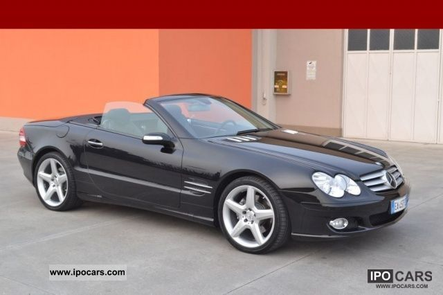 Mercedes Benz 350 sl 1998 Mercedes-benz sl 350 Evo