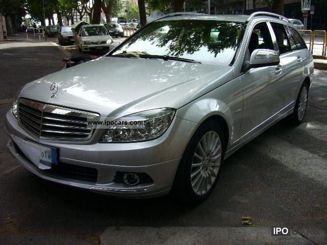 2009 mercedes benz c 220 cdi s w elegance automatica aziendale mer car photo and specs. Black Bedroom Furniture Sets. Home Design Ideas