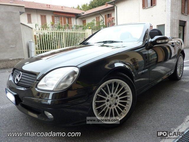 2002 Mercedes