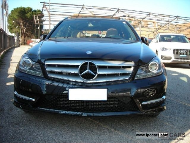 2011 Mercedes-Benz C 350 CDI S W  BlueEFFICIENCY Avantgarde