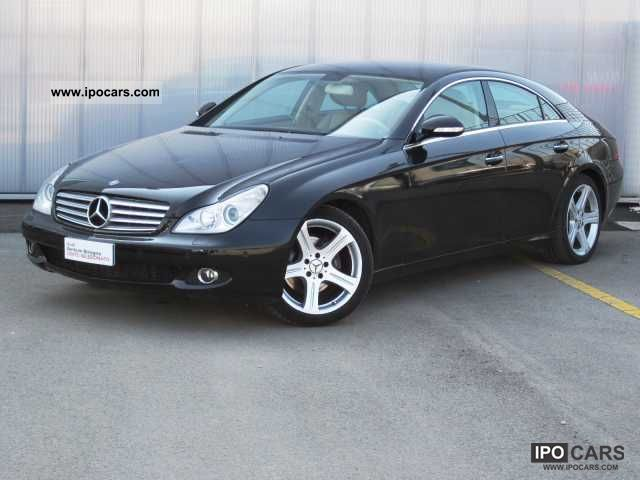 2006 mercedes benz classe cls c219 320 cdi car photo and specs. Black Bedroom Furniture Sets. Home Design Ideas