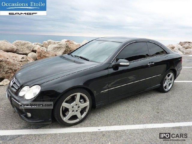 2006 mercedes benz clk 500 avantgarde 7gtro car photo for 2006 mercedes benz clk 500