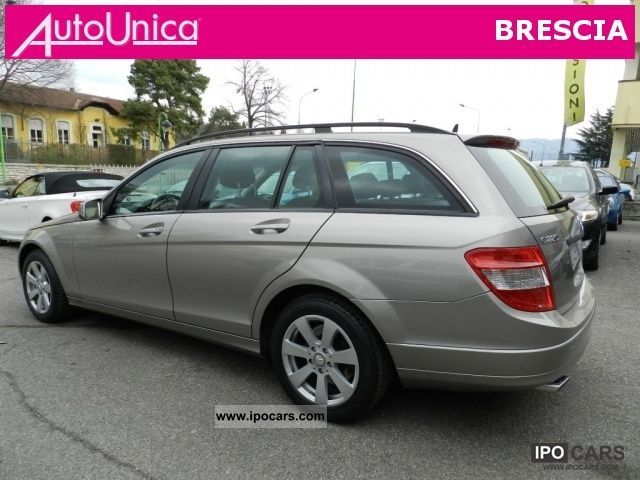 2009 mercedes benz c 220 cdi sw pelle xeno ufficiale appena taglian car photo and specs. Black Bedroom Furniture Sets. Home Design Ideas
