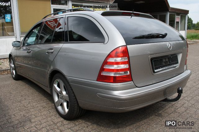 2004 Mercedes Benz C Class C 270 Cdi Avantgarde Aut Comand