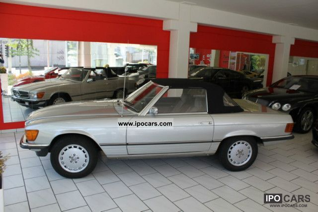 Mercedes-Benz  SL 350 Automatic * vintage * 1971 Vintage, Classic and Old Cars photo
