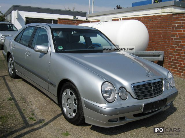 2000 Mercedes Benz E 240 Classic Only 46850 Km Car