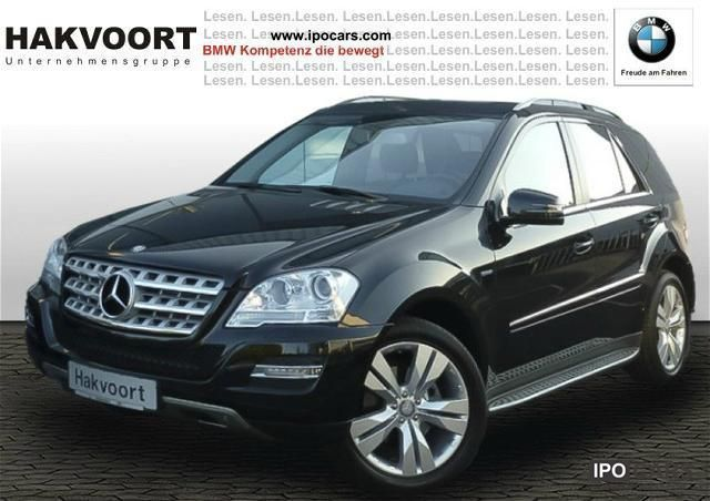 2010 mercedes benz ml 300 cdi 4matic blueefficiency navi xenon pdc car photo and specs. Black Bedroom Furniture Sets. Home Design Ideas