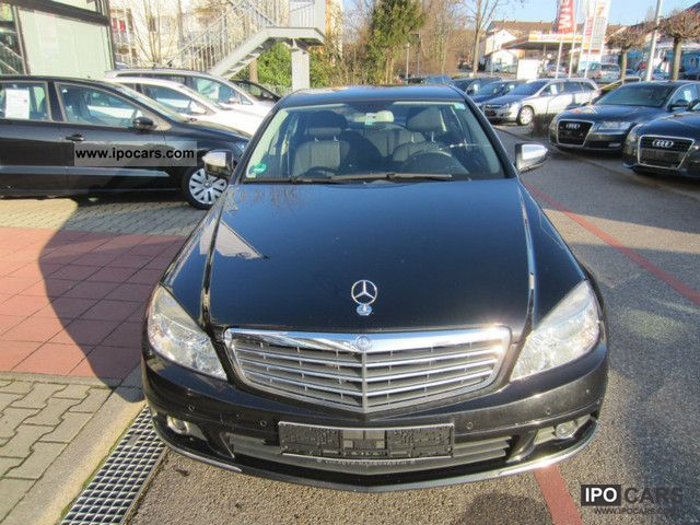 2009 mercedes benz c 220 cdi elegance auto dpf navigation car photo and specs. Black Bedroom Furniture Sets. Home Design Ideas