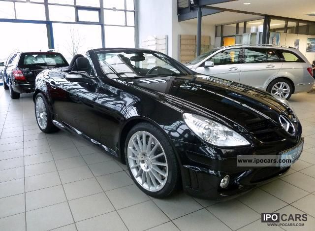 2007 mercedes benz slk 55 amg performance package comand xenon car photo and specs. Black Bedroom Furniture Sets. Home Design Ideas