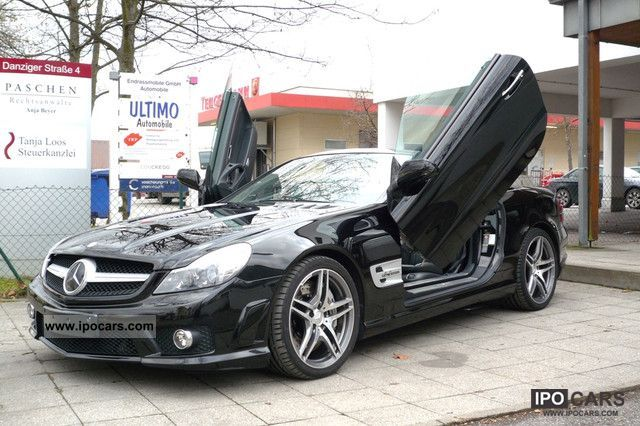 2008 Mercedes-Benz SL 63 AMG SPEED SHIFT MCT LSD DOORS! Cabrio / roadster & 2008 Mercedes-Benz SL 63 AMG SPEED SHIFT MCT LSD DOORS! - Car Photo ...