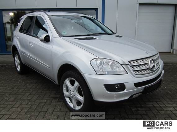 2007 mercedes benz ml 280 cdi 4matic 7g tronic dpf car photo and specs. Black Bedroom Furniture Sets. Home Design Ideas