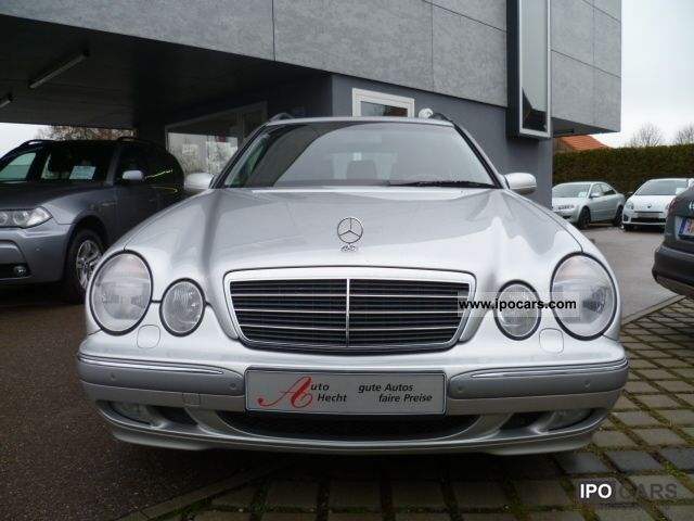 2003 mercedes benz e 220 cdi dpf elegance xenon gsd car photo and specs. Black Bedroom Furniture Sets. Home Design Ideas