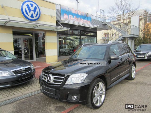 2009 mercedes benz glk 320 cdi edition features a full. Black Bedroom Furniture Sets. Home Design Ideas
