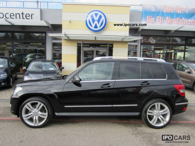 2009 mercedes benz glk 320 cdi edition features a full for Mercedes benz glk 2009 used