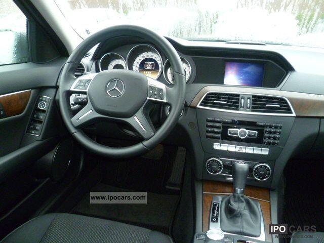 2011 Mercedes Benz C 220 Cdi Elegance M Avantgarde Grill