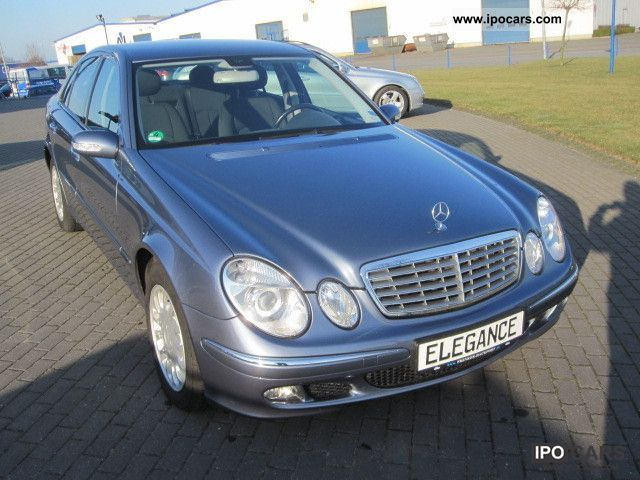 2005 mercedes benz e 200 kompressor elegance car photo and specs. Black Bedroom Furniture Sets. Home Design Ideas