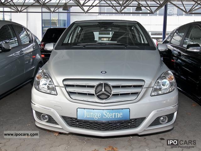 2010 mercedes benz b 180 cdi parktronic climate isofix for Mercedes benz parktronic
