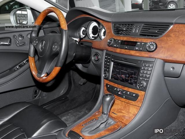 2008 Mercedes Benz Cls 320 Cdi Auto Comand Leather Pts
