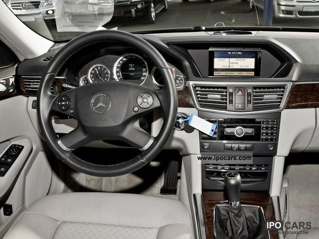2009 Mercedes Benz E 220 Cdi Dpf Classic Parktronic