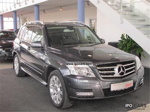 2010 mercedes benz glk 350 cdi 4matic sport navi xenon ahk. Black Bedroom Furniture Sets. Home Design Ideas
