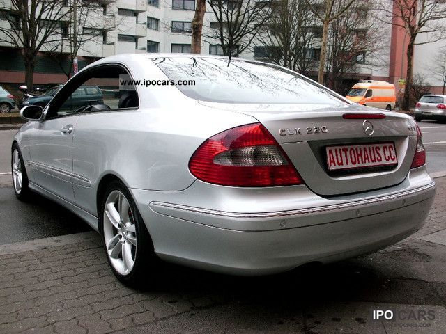 2007 mercedes benz clk 220 cdi aut 2 hd avant leather navi pdc car photo and specs. Black Bedroom Furniture Sets. Home Design Ideas