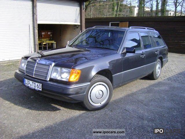 1993 Mercedes-Benz  200 TE Estate Car Used vehicle photo