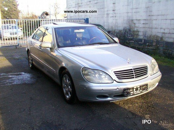 1998 mercedes benz s 430 long fully equipped 1 hand for Mercedes benz s 430