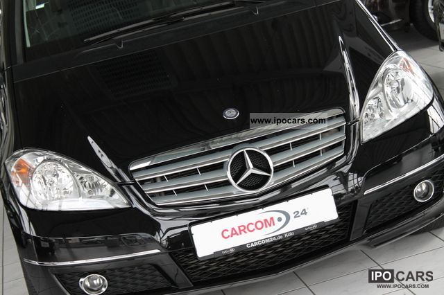 2010 Mercedes-Benz  A 180 CDI AVANTGARDE / Seat Comfort Package / Air Van / Minibus Used vehicle photo