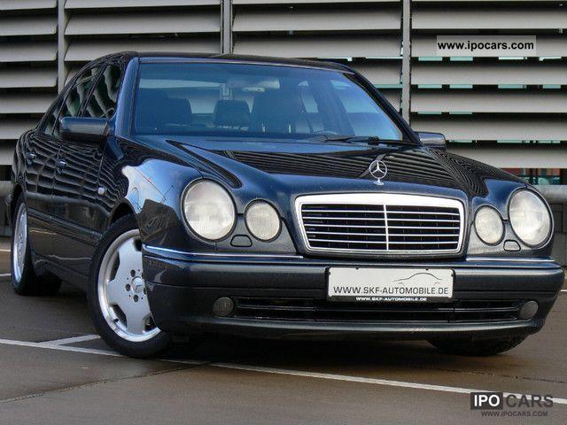 1997 Mercedes Benz E Class E 50 Amg 420 Avantgarde Car