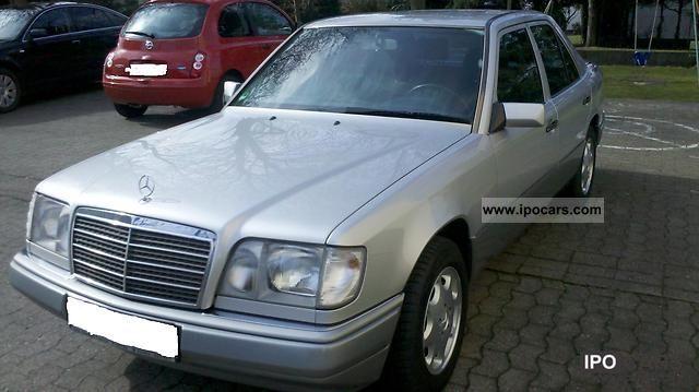1994 Mercedes-Benz  280 Limousine Used vehicle photo