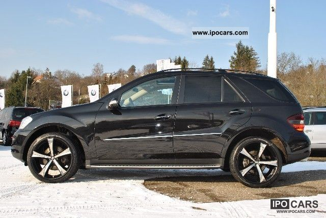 2007 mercedes benz ml 63 amg price specs more rsportscarscom autos weblog. Black Bedroom Furniture Sets. Home Design Ideas