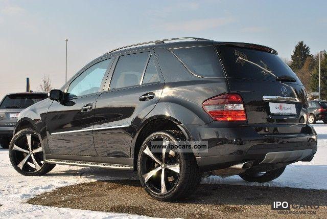 2007 mercedes benz ml 420 cdi 4matic 7g tronic dpf navi xenon car photo and specs. Black Bedroom Furniture Sets. Home Design Ideas