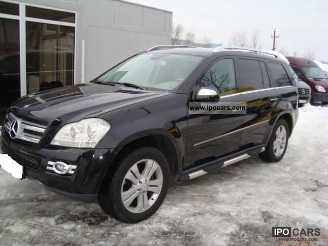2006 mercedes benz gl 320 cdi 4matic 7g tronic full for Mercedes benz gas chambers