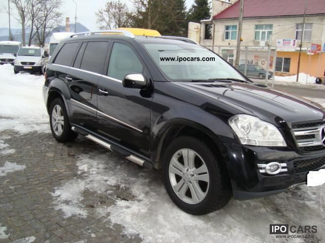 2006 Mercedes Benz Gl 320 Cdi 4matic 7g Tronic Full Equipment Top Off