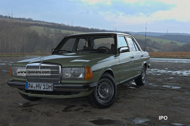 Mercedes-Benz  300 1978 Vintage, Classic and Old Cars photo