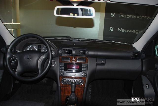 2006 Mercedes Benz C 180 Kompressor Auto Pdc Shzg